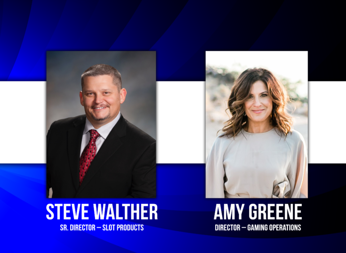 AGS Steve Walther Amy Greene