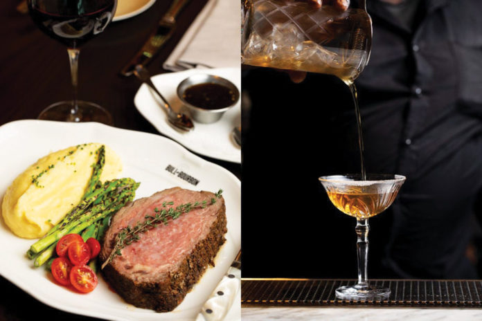 Sycuan's Bull and Bourbon Steakhouse