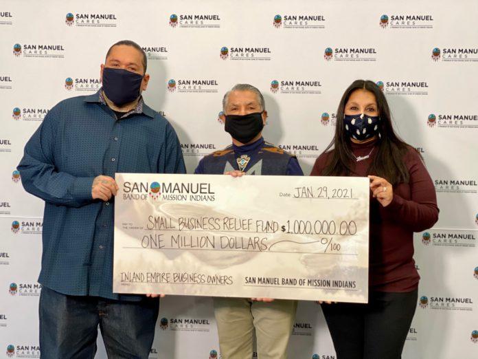 San Manuel Business Committee