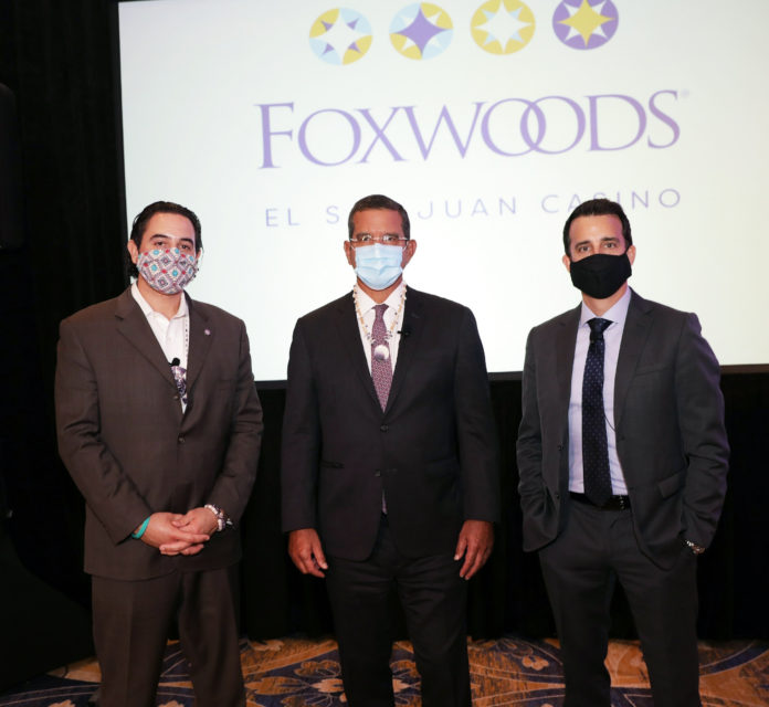 Foxwoods El San Juan Casino