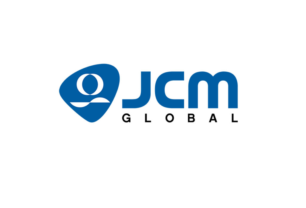 JCM Global Logo