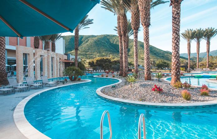 Sycuan Retreat Pool & Cabanas