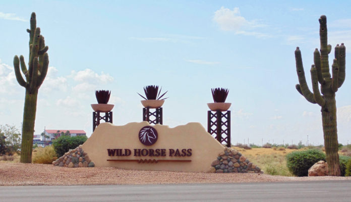 Wild Horse Pass