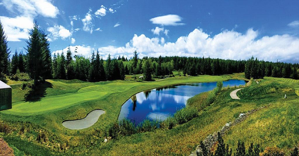 White Horse Golf Club 1
