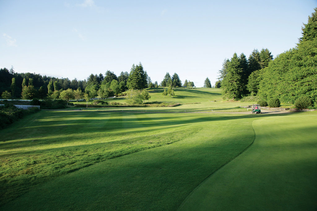 Chinook Winds Golf Course 1