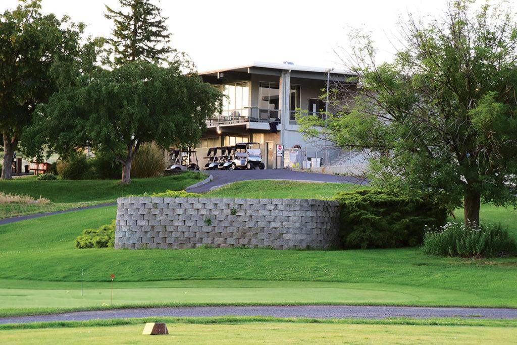 Golf Course at Birch Creek 1