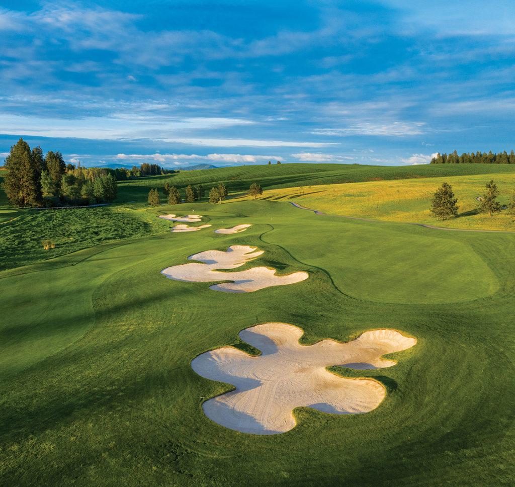 Circling Raven Golf Club 1