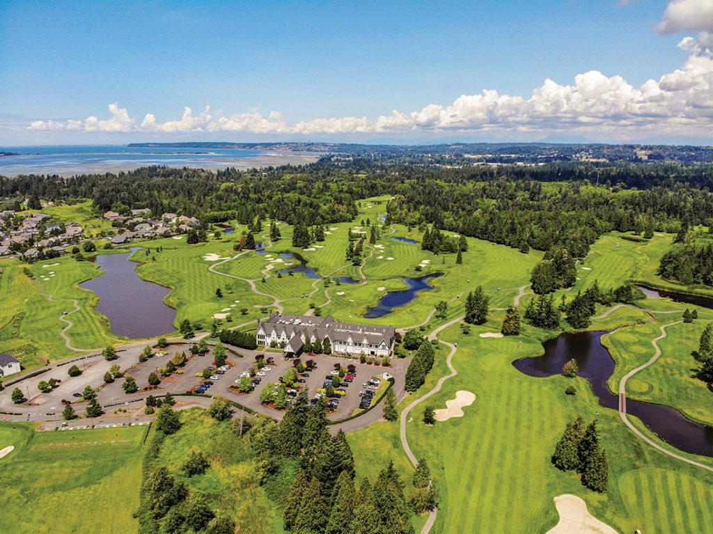 Loomis Trail Golf Course 1