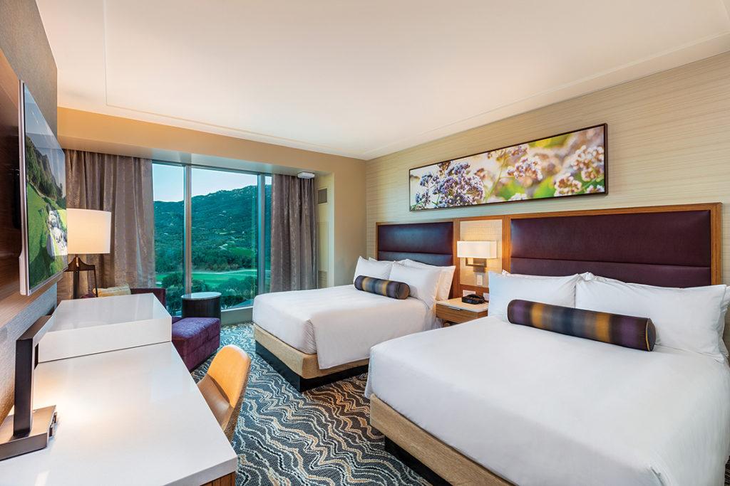 Pechanga Hotel Room