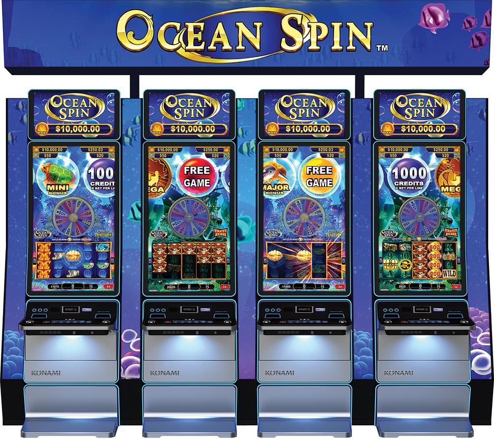 Ocean Spin