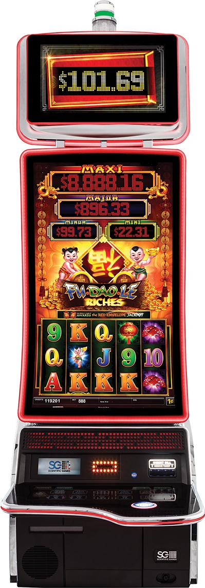 Scientific Games Fu Dao Le Riches