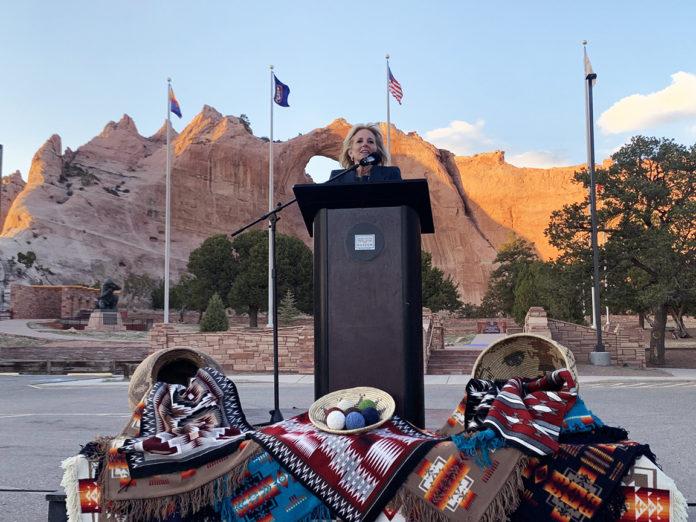 First Lady Dr. Jill Biden