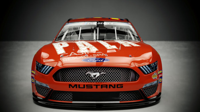 No 78 Ford Mustang NASCAR