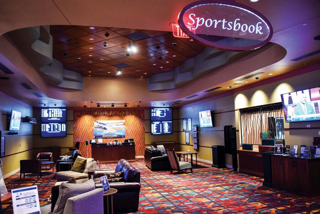 Odawa Casino Sportsbook