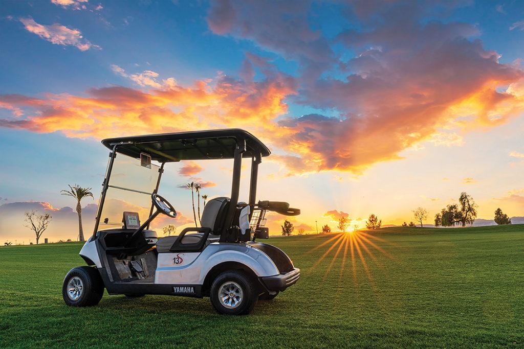 Sodoba Springs Golf Course