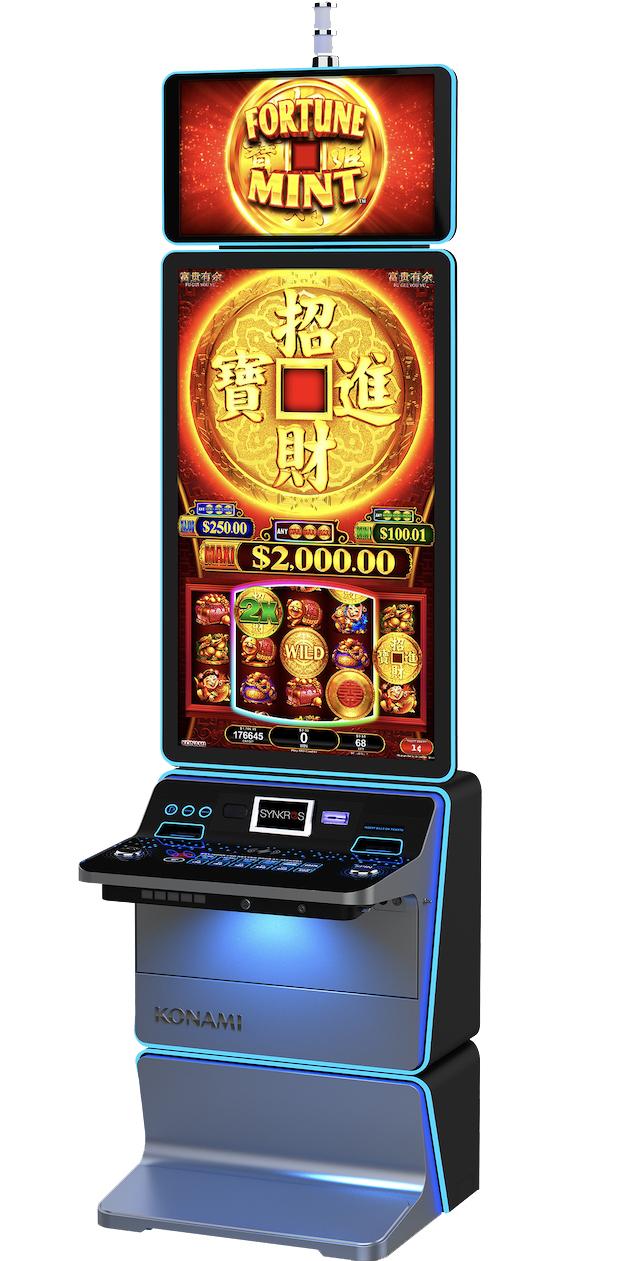 Konami Fortune Mint