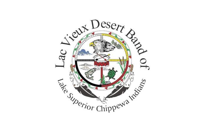 Lac Vieux Desert seal