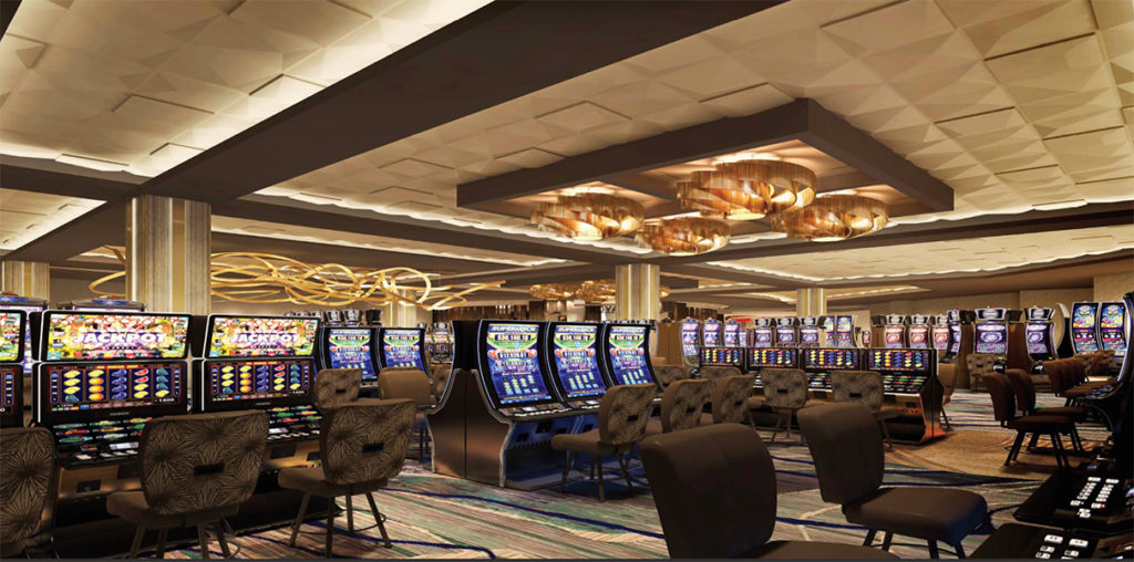 San Manuel Casino expanded gaming space