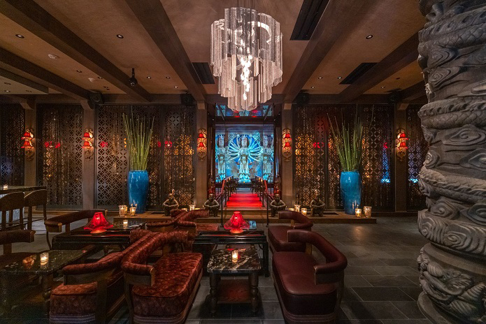 TAO Asian Bistro and Lounge 4
