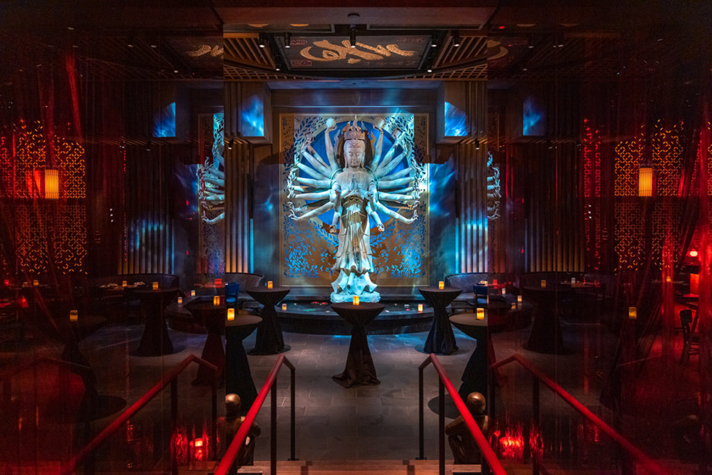TAO Asian Bistro and Lounge 2