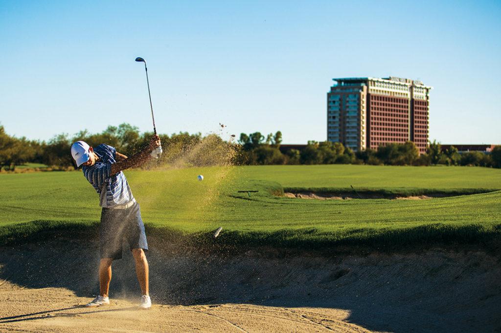 Talking Stick Golf Club-O'odham Course