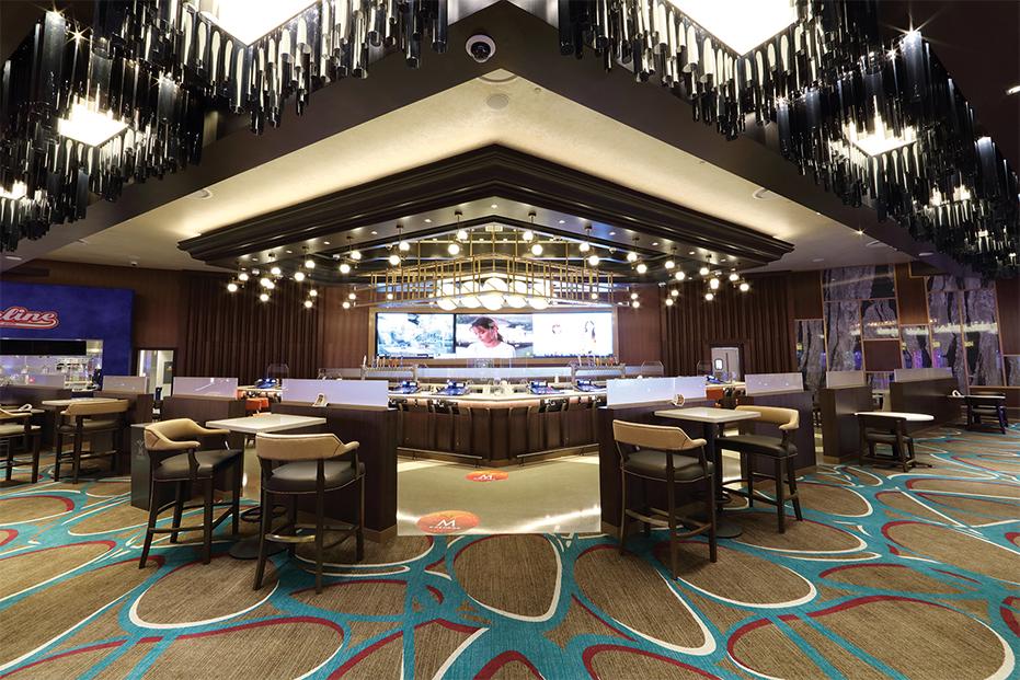 Morongo Casino Resort Sideline Bar & Grill