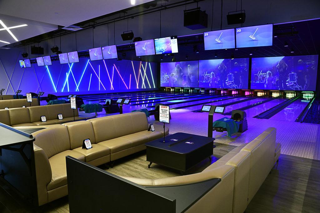 Tachi Lanes bowling alley