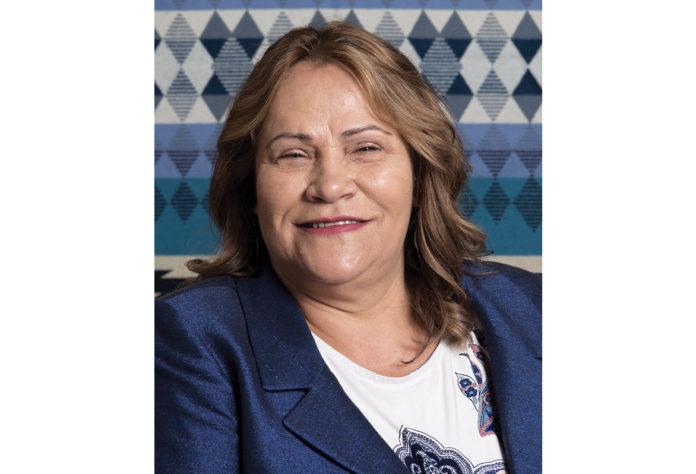 Chairwoman Teri Gobin