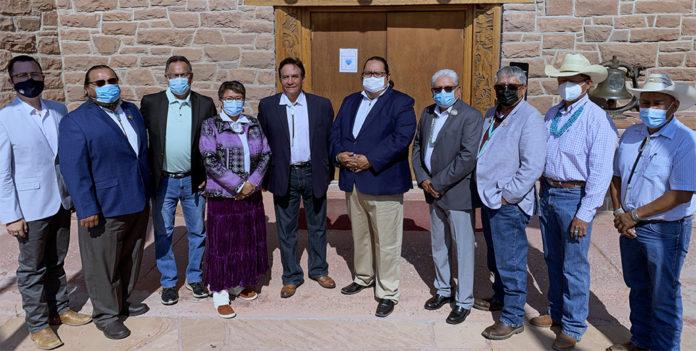 Cherokee and Navajo Treaty REVR