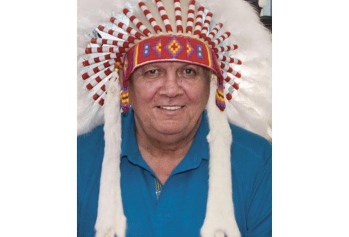 Chief Roy Whitney-Onespot