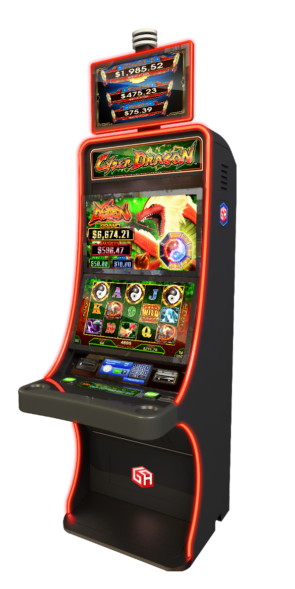 Gaming Arts Cyber Dragon
