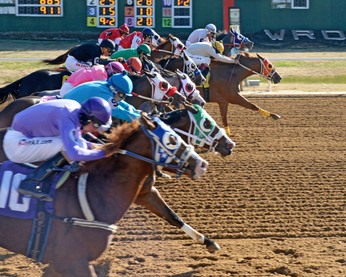 Cerokee Casino Will Rogers Downs