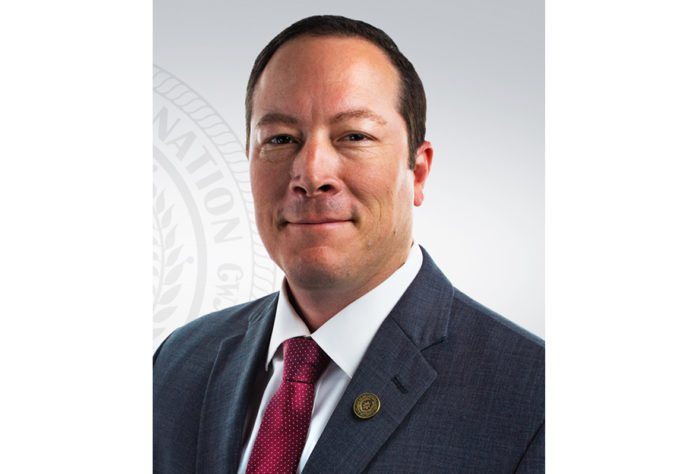 Deputy Chief Bryan Warner