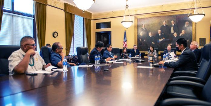Navajo Leadership Utah Gov