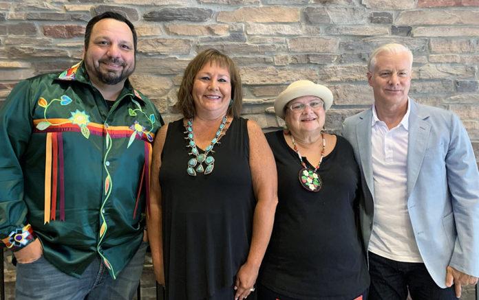 New Pokagon Band Tribal Council Members