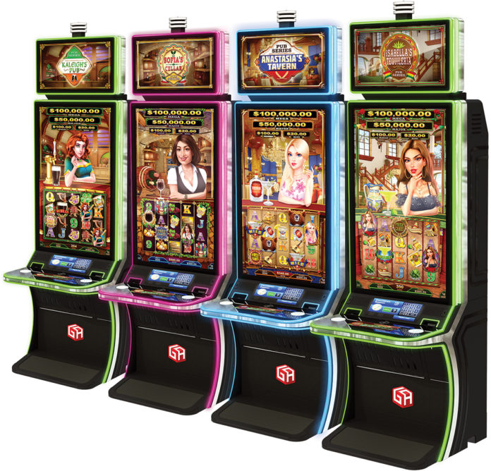 Gaming Arts Pub Series
