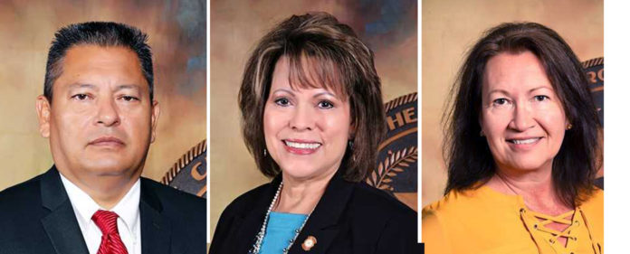 Cherokee Nation Elected Officers