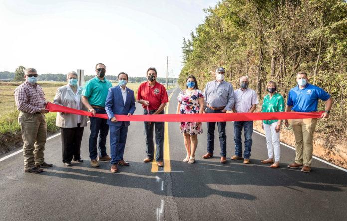Cherokee Nation Road Improvement