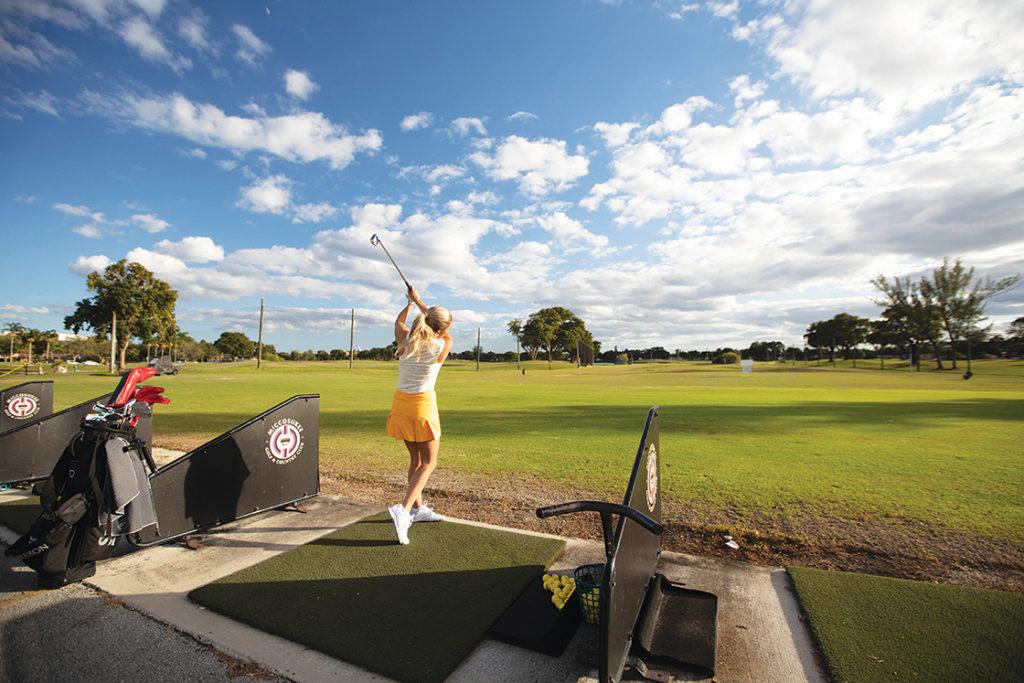 Miccosukee Golf Course