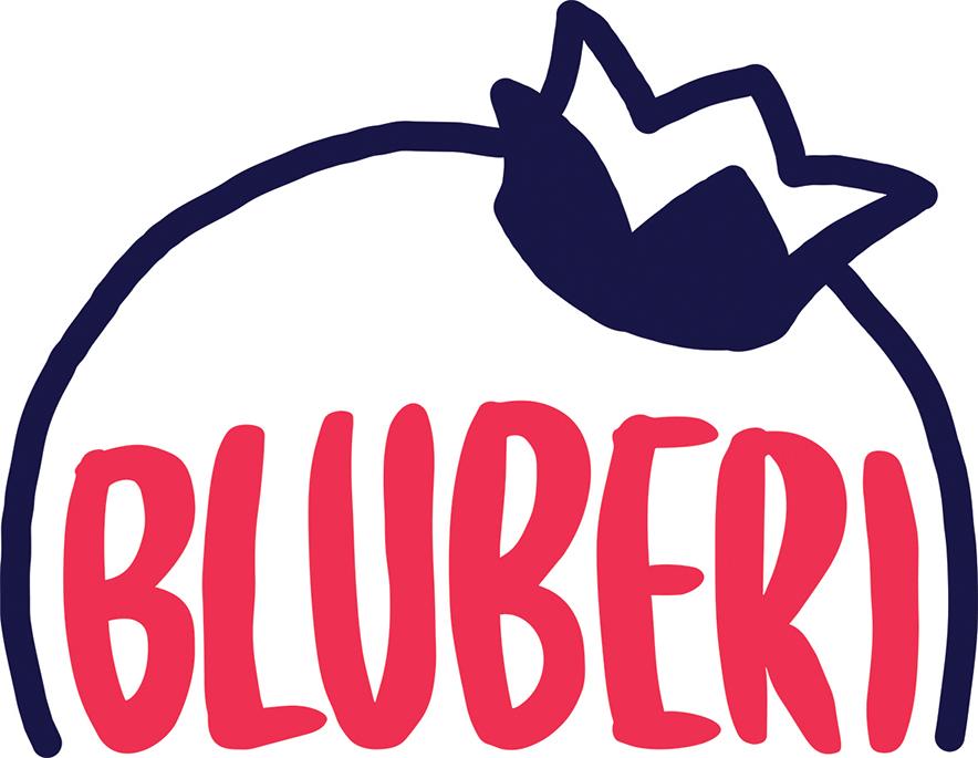 Bluberi logo