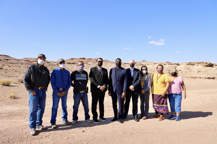 Navajo Nation meets with EPA