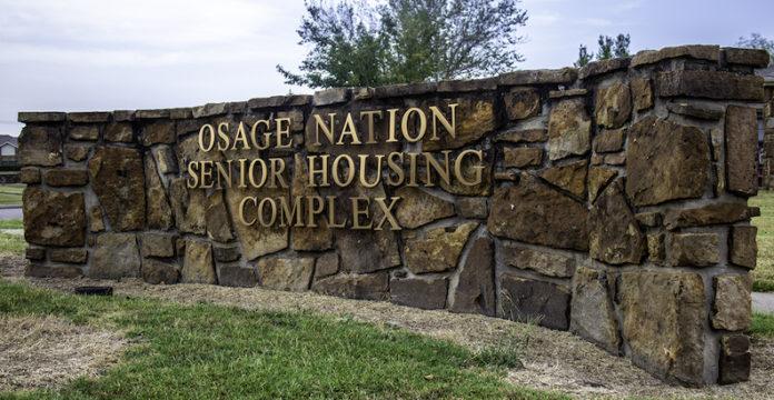 Osage Nation Senior Housing Complex