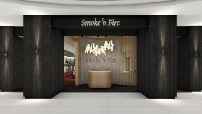 Smoke n' Fire entry