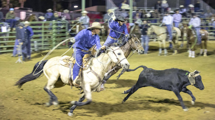 2021 Morongo Annual Rodeo