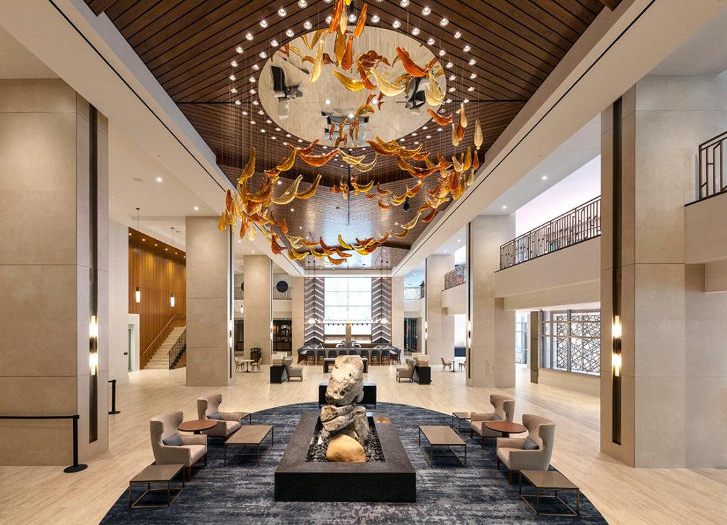 Cherokee Lobby